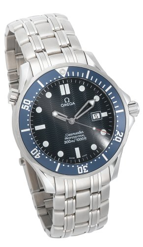 Omega Men's 2541.80.00 Seamaster 300M Quartz Watch