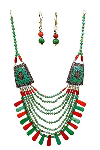 DecorTales Fashion Handmade Multi-Strand Layered Bohemian for sale  Delivered anywhere in USA
