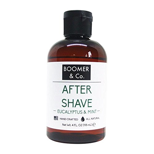 Boomer & Co. Eucalyptus & Mint Aftershave