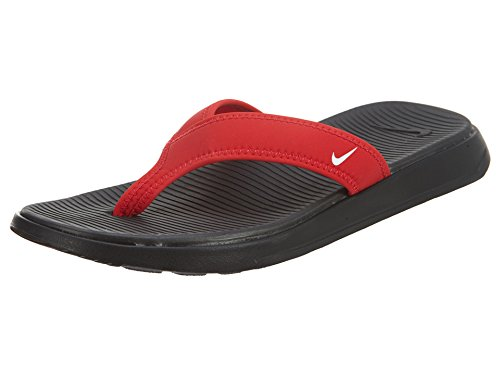 NIKE MENS NIKE ULTRA CELSO THONG University Red/White-black