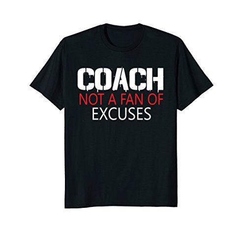 Coach T-Shirt Cool Coach Gift Idea - Personal Trainer shirts