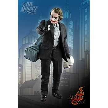 Amazon.com: Hot Toys' The Dark Knight: 1:6 Scale Bank