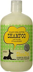 EARTHBATH 026501 Shea Butter and Avocado Shamp Sulfate-Free Shampoo for Dogs, 18-Ounce