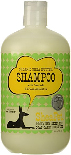 Earthwhile Endeavors SheaPet Shea Butter Shampoo with Avo...