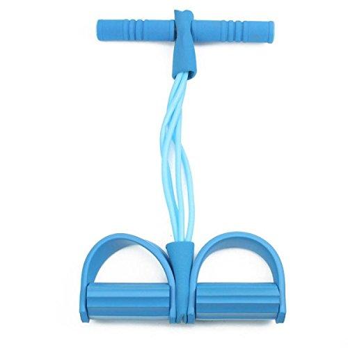 RAN Corde Pull Pied Croque Aides à L'équipement De Fitness à Domicile