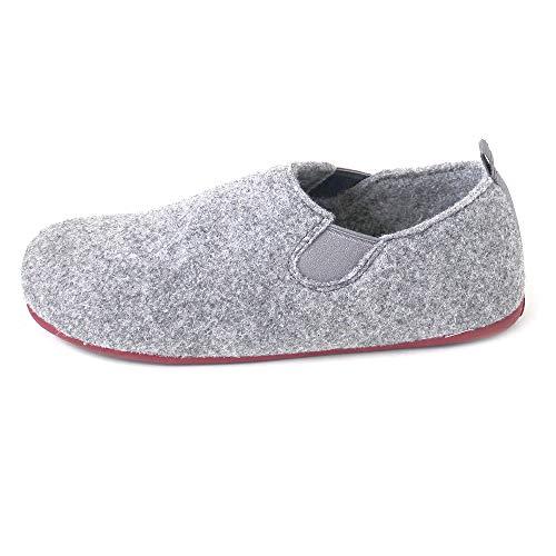 pour Pastel Camper Gris Femme Grey Chaussons Hx11wSfpq