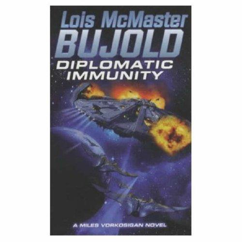 Diplomatic Immunity (Miles Vorkosigan Adventures) ebook
