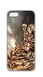 Custom made Case/Cover/ case iphone 5s boys - Concept art Mechanical siluris