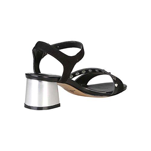 Sandalias Para Correa Mujer ZELIA Tobillo Tacón Vestir Lublin Ana De cm 5 Ajustable De Con FnqBTf4x