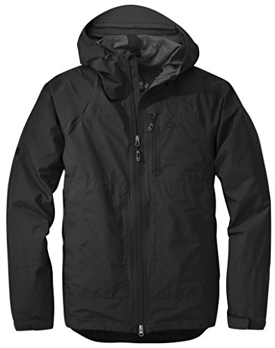 Outdoor Research Men's Foray Jacket, Black, XX-Large