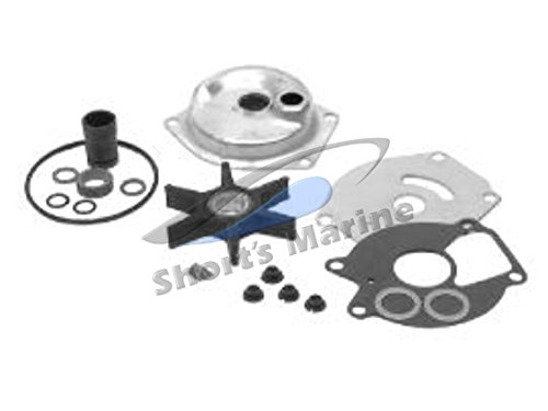 - Quicksilver 99157T2 Upper Water Pump Repair Kit for Mercury BigFoot 4-Stroke Outboards