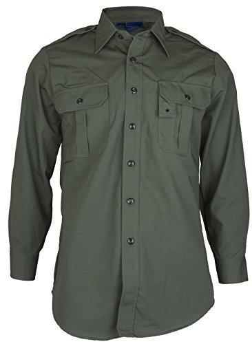 Propper Men's Long Sleeve Tactical Dress Shirt, Olive, x Large Regular from Propper