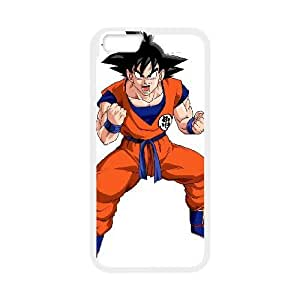 iPhone 6 Plus 5.5 Inch Cell Phone Case Covers White Goku ZDY