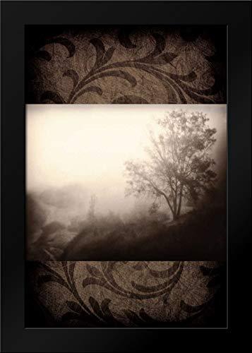 Early Morning Fog Framed Art Print by Pahl, Janel