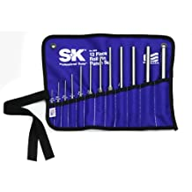 SK 6072 Roll Pin Punch Set 12 Piece