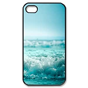 [Wave] Ocean Waves For Ipod Touch 5 Case Cover {Black}