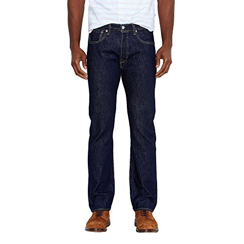 Levis 501 Button Fly - 8