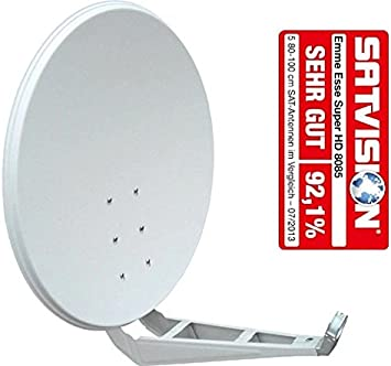 Estilo Best – Antena parabólica Super HD 100 cm EMME ESSE ...