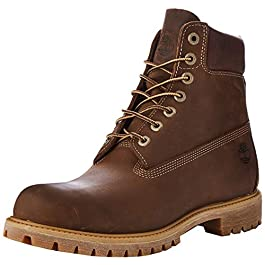 Timberland Men's Heritage 6 Inch Premium Lace-up Boots