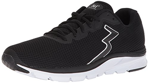 Running 361 Shoe Men Black Enjector White 361 tU7qW