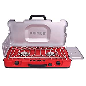 Primus Firehole 200 Propane Camp Stove with Universal Windscreen