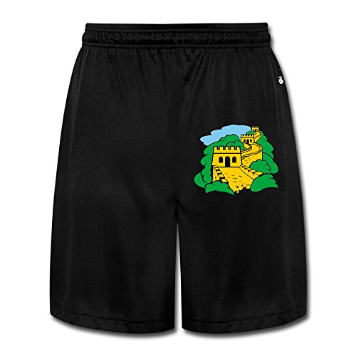 sweatpants-100-cotton-great-wall-china-mans-short-city-elite-gt
