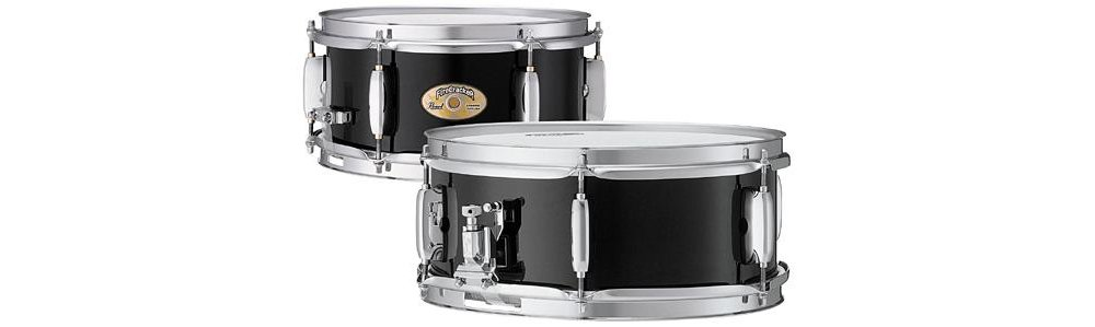 Pearl Wood Firecracker Snare Ebony 12 x 5 in.