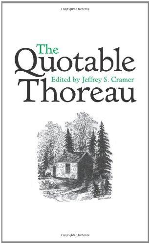 The Quotable Thoreau ()