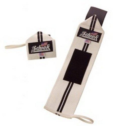 Schiek Sports Line Wrist Wraps, 12 inch by Schiek Sports