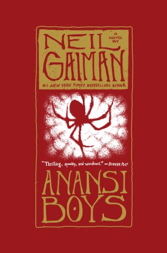 Anansi Boys by [Gaiman, Neil]