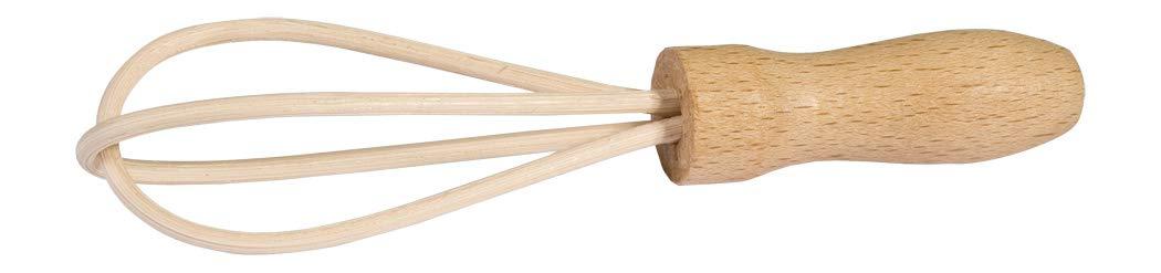 Redecker Untreated Beechwood Children's Whisk, 5-3/4-Inches