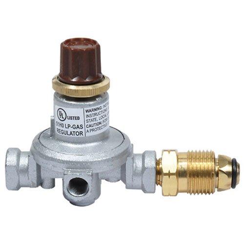 Mr. Heater High Pressure Propane Gas Regulator with POL Fitting