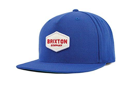 Headwear Obtuse Talla Brixton Unisex Unisex única Snapback Dark marrón Snapback Royal Obtuse ww85EqWr