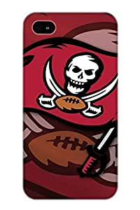 New Summerlemond Super Strong Tampa Bay Buccaneers Tpu Case Cover Series For Iphone 4/4s