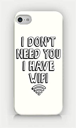 Amazoncom For Iphone 44s I Dont Need You I Have Wifi Social