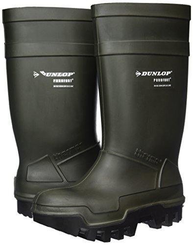 unisex Plus Full Lavoro Purofort Stivali Safety Verde Adulti Dunlop Thermo Da xUq7wAwzT