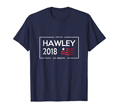 Josh Hawley for U.S. Senate 2018 Campaign Shirt