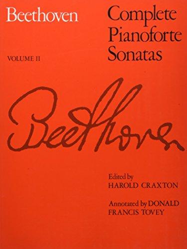 Beethoven: Complete Pianoforte Sonatas, Vol. (Pianoforte Sonatas)
