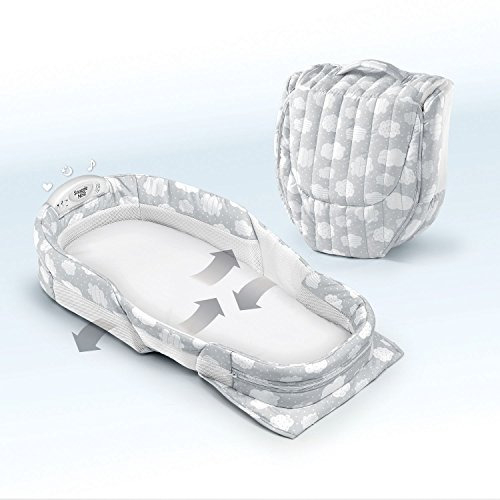 Baby Delight - Snuggle Nest - Surround XL - Silver Cloud