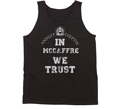 In Stephanie McCaffre We Trust Team USa 2016 Olympics Soccer Tanktop 2XL Black - Stephanie Top In Black