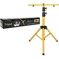 FLOOD-IT TK1020Y Tripod Light for 3 Pro, 2 Prime Or 1 Beast, Yellow
