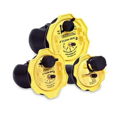Oatey 271828, 2 Inch, black/yellow ()