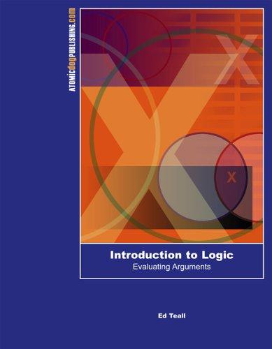 Introduction to Logic: Evaluating Arguments ePub fb2 book