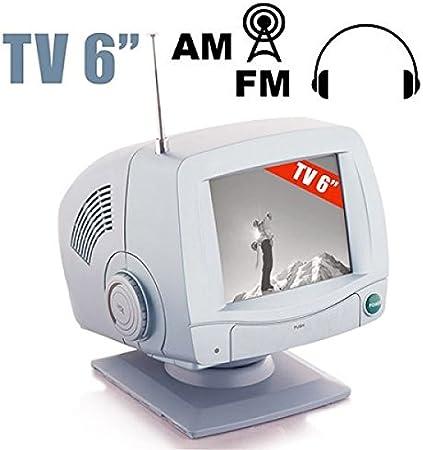 Compra CEXPRESS - OUTLET Television B/N con Radio MX Onda MXTBN60 (Sin Embalaje) en Amazon.es