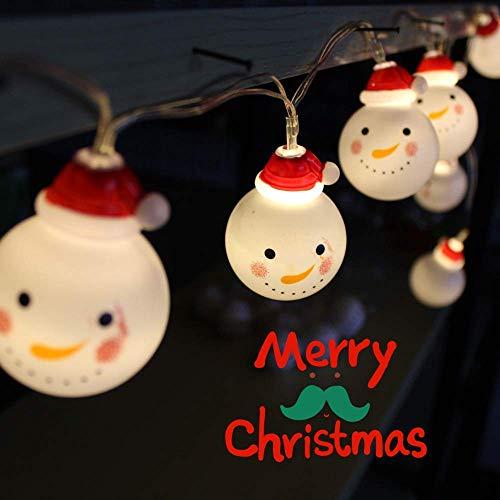 Santa Claus Garden Lights