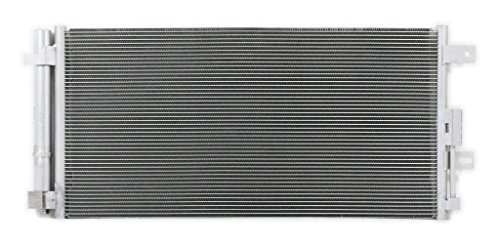 A/C Condenser - Cooling Direct : For/Fit 3987 FIAT 500 Hatchback / Convertible