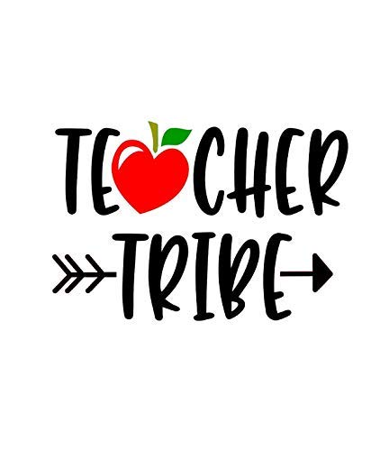 Teacher Tribe Vinyl Decal