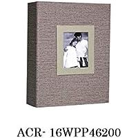 200'lük 10×15 Koton Desenli Fotoğraf Albümü/ACR-16WPP46200