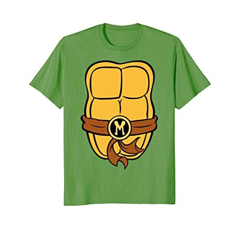 Teenage Mutant Ninja Turtles Michelangelo Shell T-Shirt]()