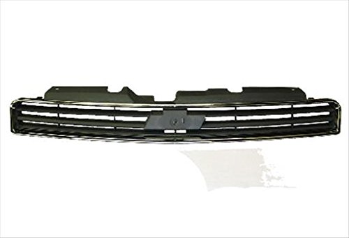 - OE Replacement Chevrolet Impala Driver Side Grille Assembly (Partslink Number GM1200562)